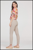 Tribal Flatten It Legging. Feel fit, fun, and fabulous in our best-selling Flatten It® legging with tummy control panel that gently slims and flaunts a flattering silhouette. These ankle-grazers are made of a stretchy twill knit fabric for all-day comfort and confidence, in classic black and rich coffee tones that you can wear absolutely anywhere.