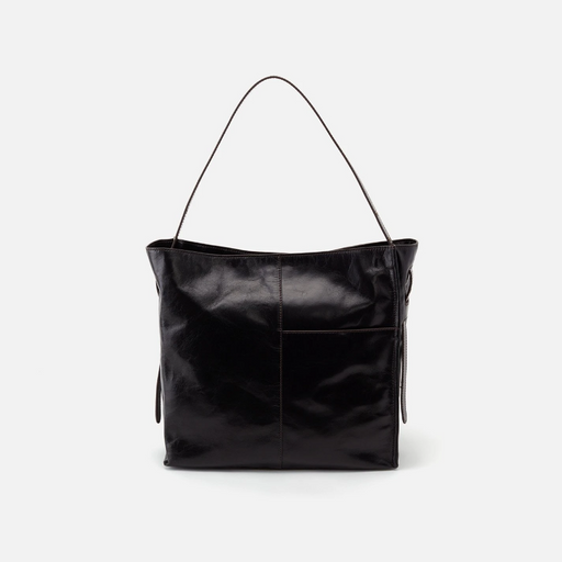 Designed to be loved every day, the Hobo Park tote is a perfect blend of a casual shoulder bag with the structure of a go-to tote. With pockets for planning and plotting, you will be prepared for anything when you have Park by your side. Crafted in our vintage hide leather that only gets more beautiful over time with use and wear.