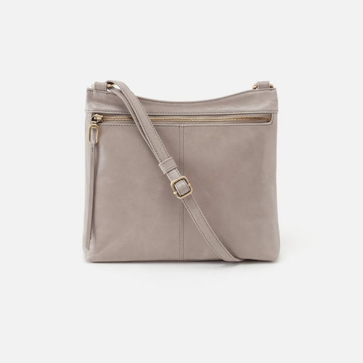 Meet Cambel. This adjustable crossbody pairs utility with style. With plenty of pockets for planning and plotting, Cambel is a foundational piece for HOBO GO elements, allowing you to be hands-free to reach for more! Crafted in our vintage hide leather that only gets more beautiful over time with use and wear.