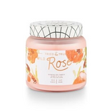 Tried & True Wild Rose Fragrance Candles