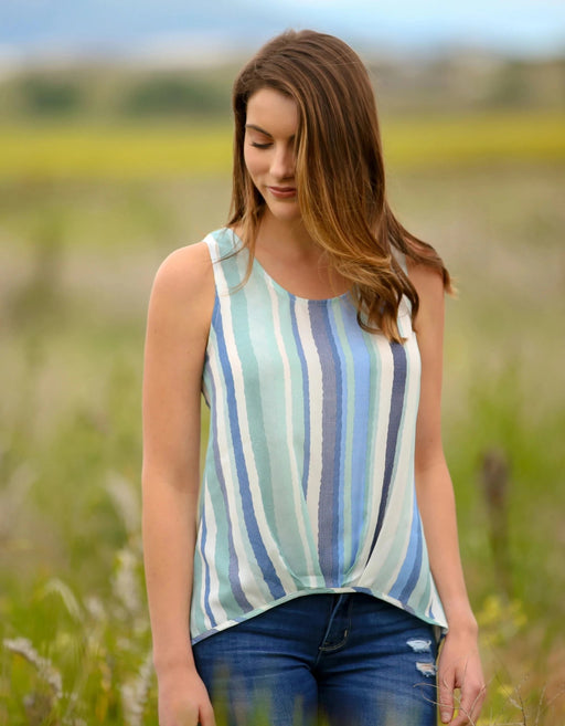 Neesha Striped Tank