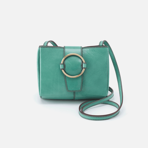 Inspired by vintage designs, our design team created the Elan crossbody to be your new favorite structured crossbody bag. Crafted in our signature vintage hide leather that only gets more beautiful over time with use and wear.