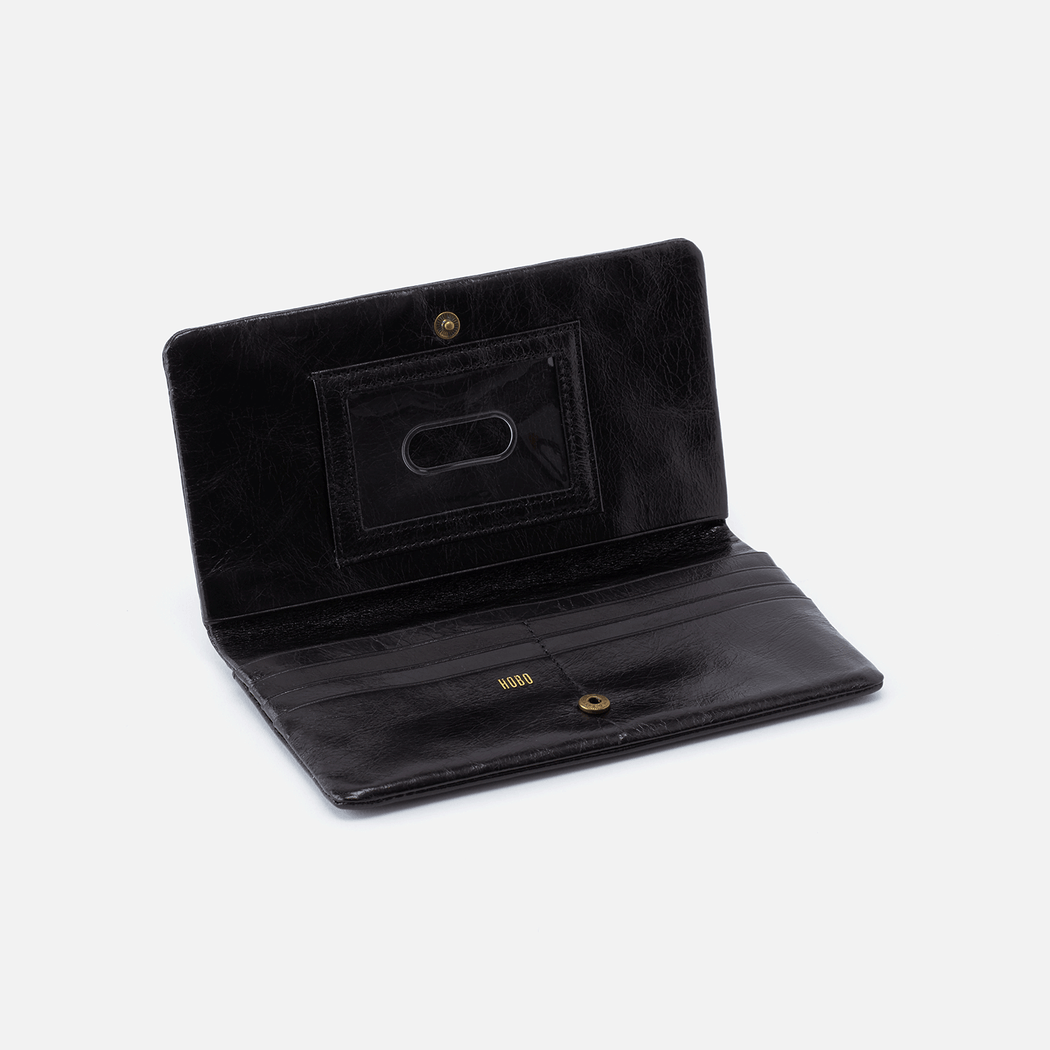 The Lumen is our favorite mid-sized wallet for keeping all your important things in one place This go-to wallet features an outer zipper pocket for coins and multiple slots for cards and cash. Crafted in our signature vintage hide leather that only gets more beautiful over time with use and wear.
