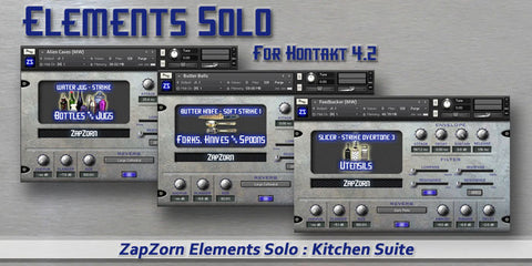 Elements Solo - Kitchen Suite Bundle