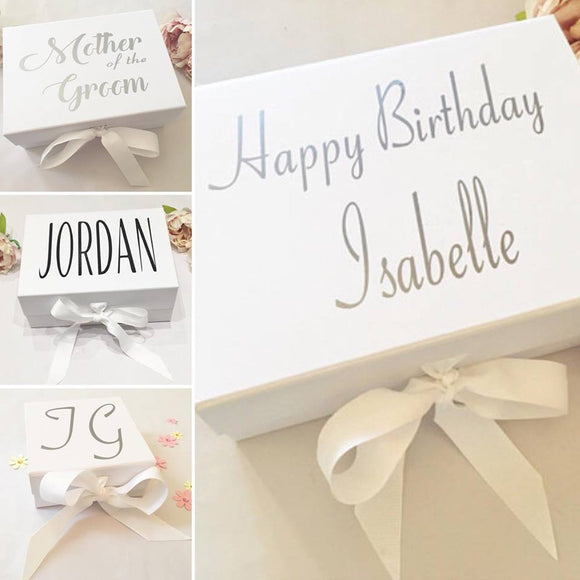 Luxury Gift Boxes - Personalised