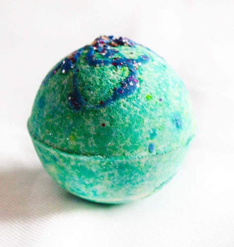 Mermaids Love Glitter Bath Bomb