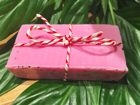 Strawberry Juice Soap