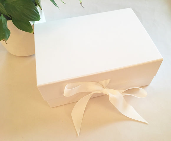 Luxury White Gift Box