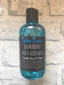 Men's Bath Gift Set