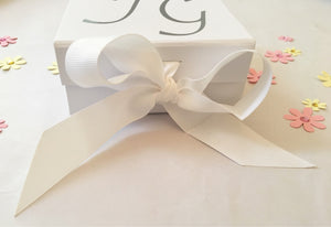 Small Luxury Gift Box Initials
