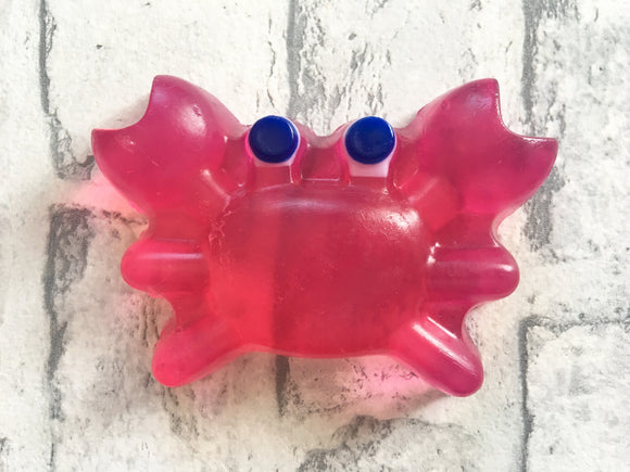 Colin the Crab Soap