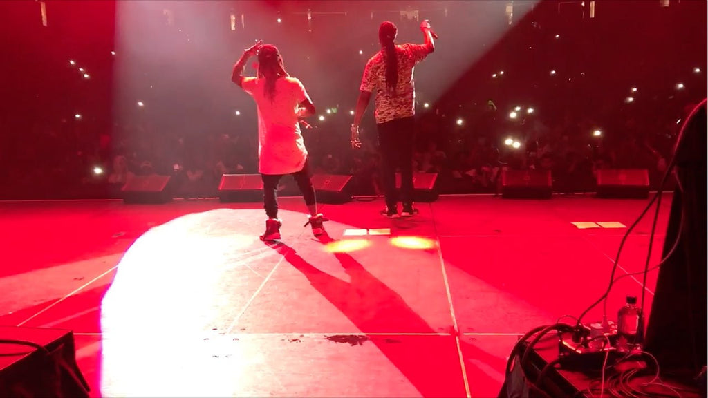 2 Chainz and Lil' Wayne headline Oracle Arena paying tribute to the late, great Mac Dre