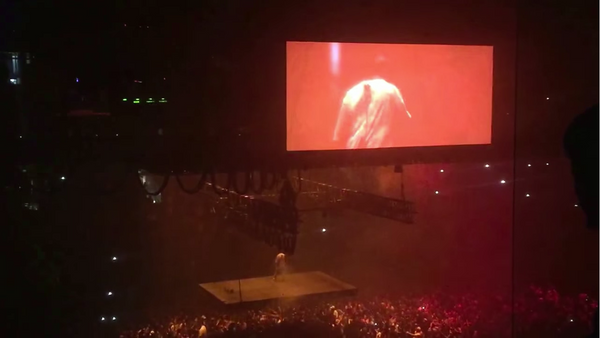 Kanye West at Oracle Arena - The Saint Pablo Tour - October 22, 2016