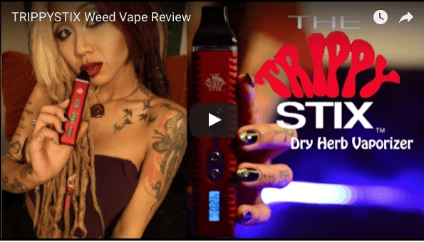 Kimmy Tan reviews The Trippy Stix® Herbal Vaporizer