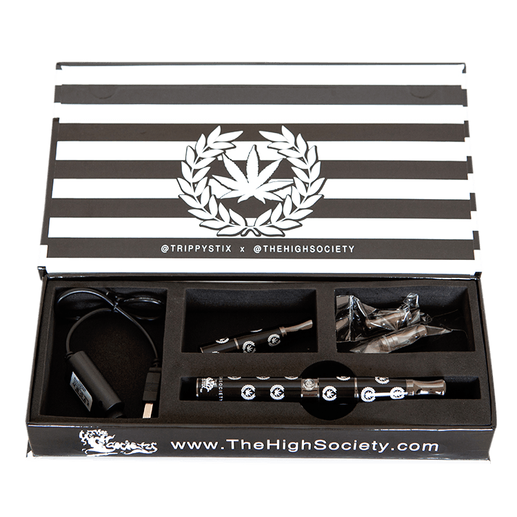 The Trippy Stix® Herbal Vaporizer - The High Society Edition