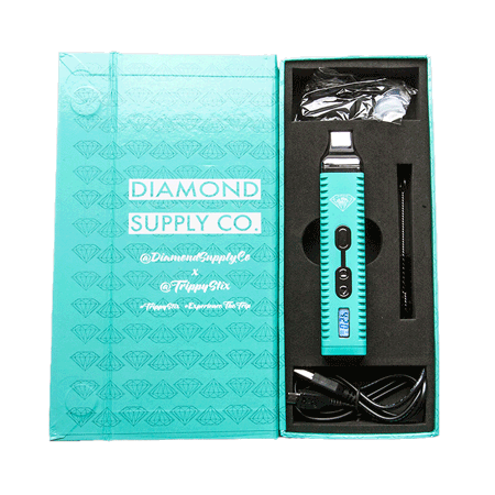 The Trippy Stix® Herbal Vaporizer - Diamond Supply Co. Edition