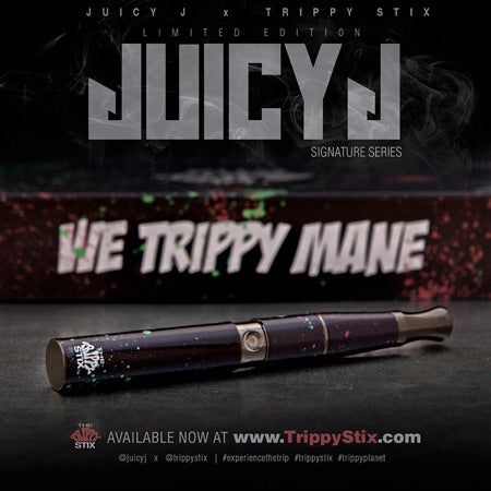 Juicy J + The Trippy Stix Collaboration