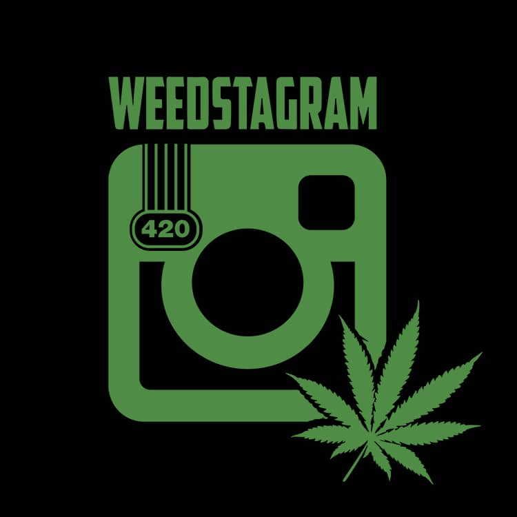 Weedstagram Logo