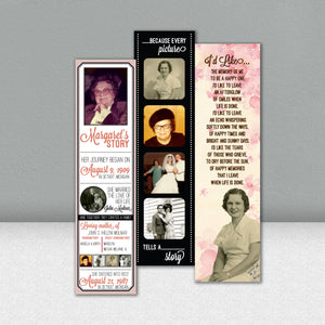 Personalized Bookmarks (Set of 3)