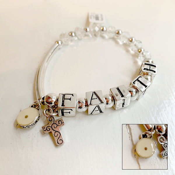 Sayings Beaded Bracelets
