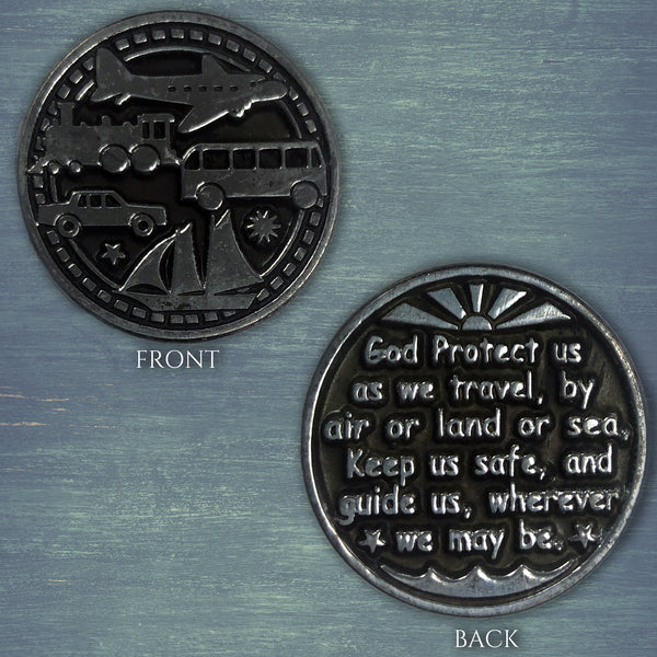 Assorted Prayer Coins