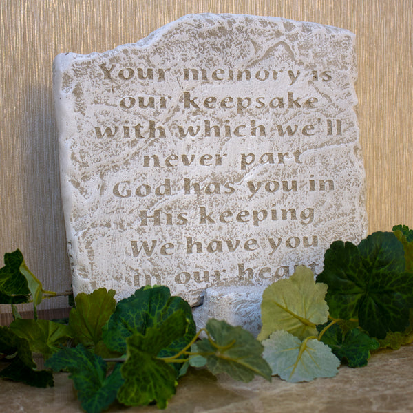 Medium Verse Plaque