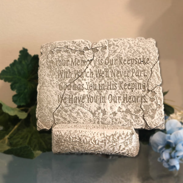 Small Verse Plaque
