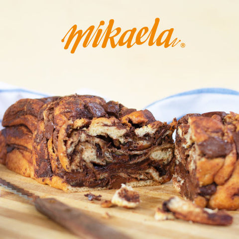 Pan de Chocolate Mikaela