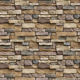 Wallpaper Brick Stone 3D
