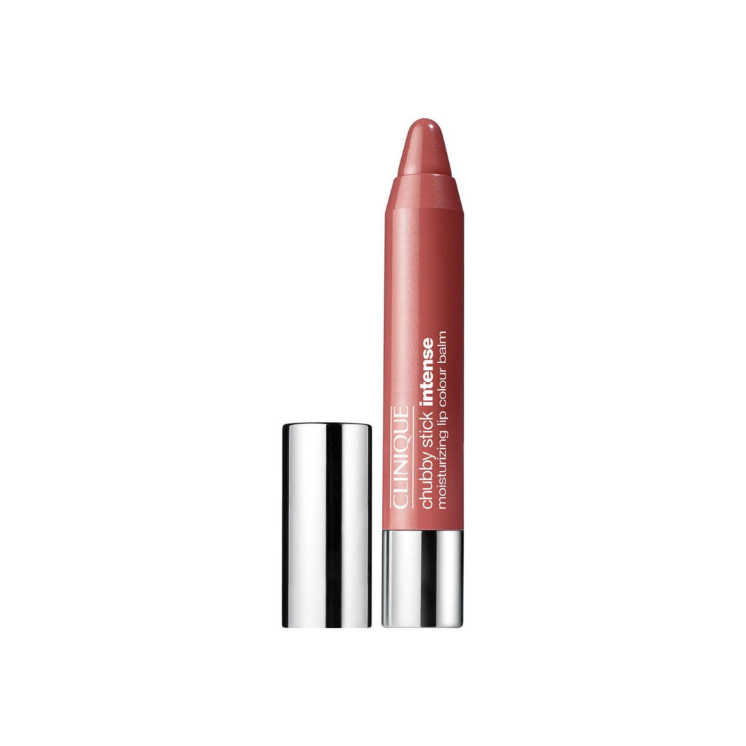 Clinique Chubby Stick Intense Moisturizing Lip Colour Balm, Roomiest Rose 0.10 oz [020714602086]