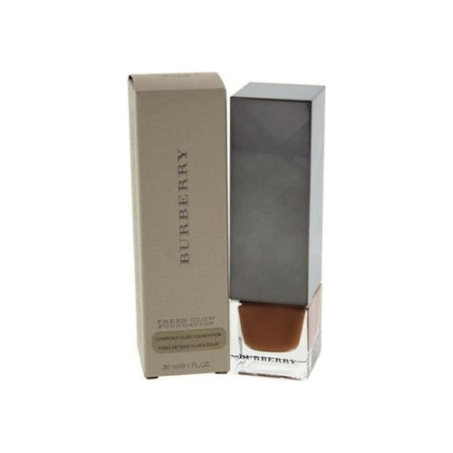Burberry Fresh Glow Luminous Fluid  Foundation,  # 60 Chestnut, 1.0 oz