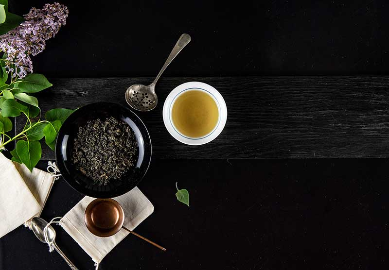 Why do different green teas taste differently?