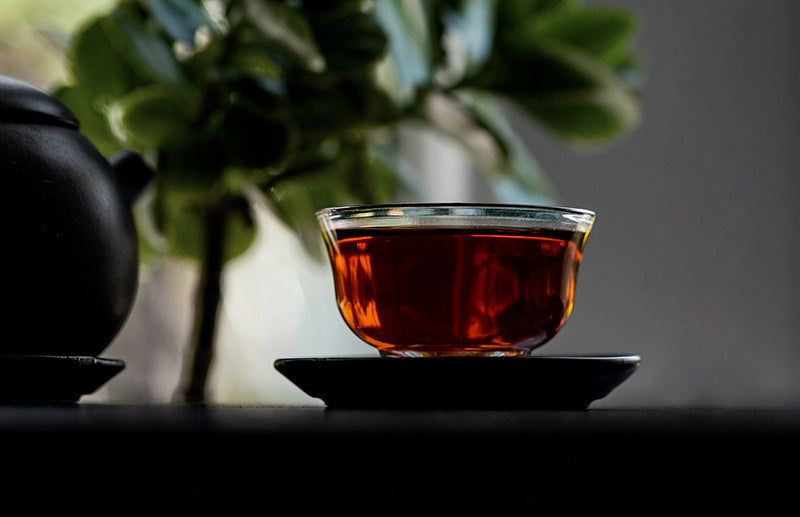 What science says about pu'erh tea?