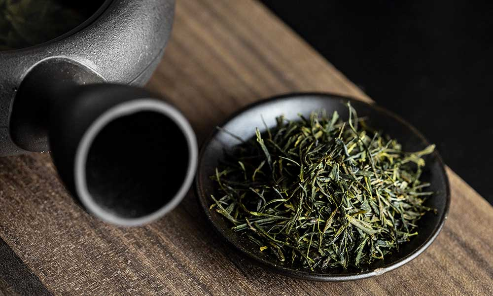 How to choose tea with the most EGCG