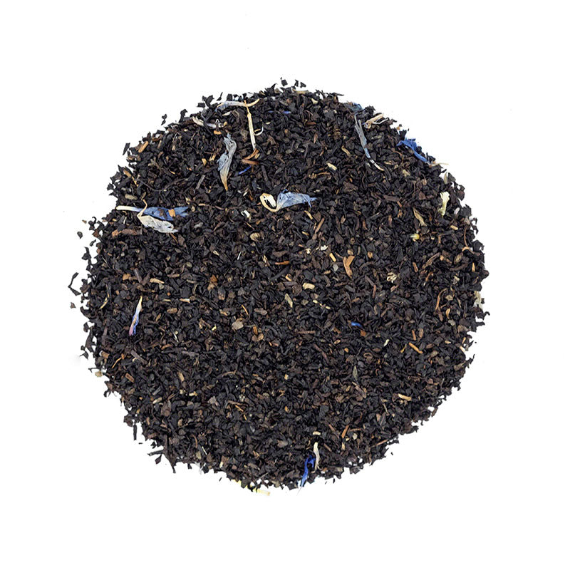 Acai Berry Black Tea - Premium Loose Leaf Decaf Black Tea (4 oz) - Caffeine Free - Slightly Sweet