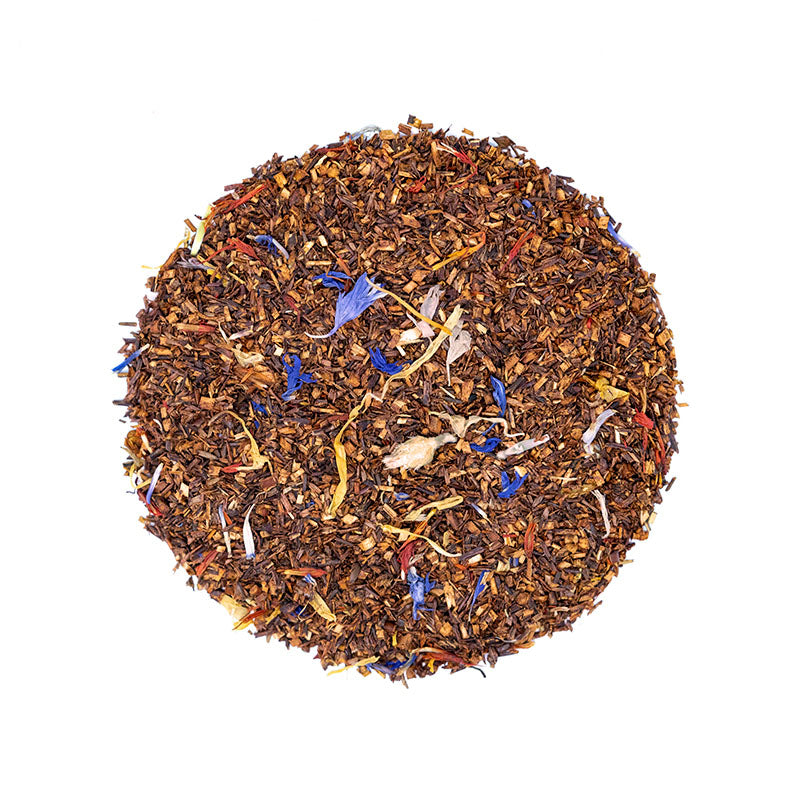 African Paradise Tea - Premium Loose Leaf Herbal Tea (4 oz) - Caffeine Free - Sweet & Simple