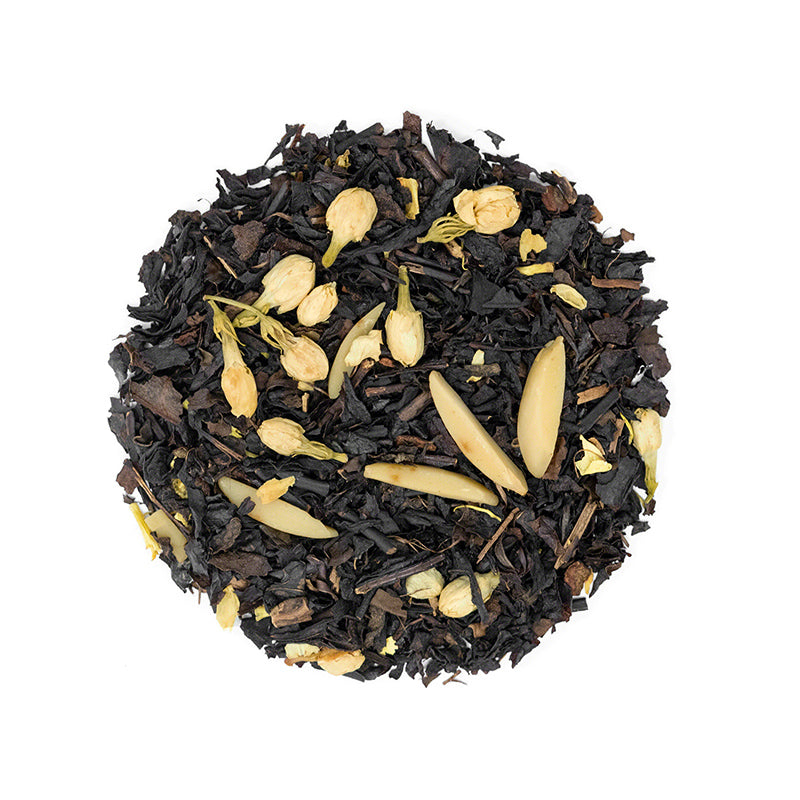 Creme Brulee Oolong - Premium Loose Leaf Oolong Tea (4 oz) - Low Caffeine - Sweet and Smooth - USA Hand Packaged - 60 Cups