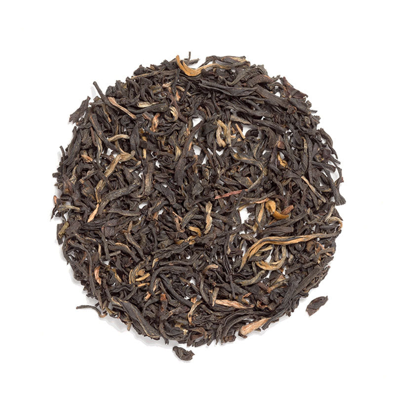 Simple Loose Leaf - Everest Breakfast - Premium Loose Leaf Black Tea (4 oz) - High Caffeine - Bold and Robust - USA Hand Packaged - 60 Cups