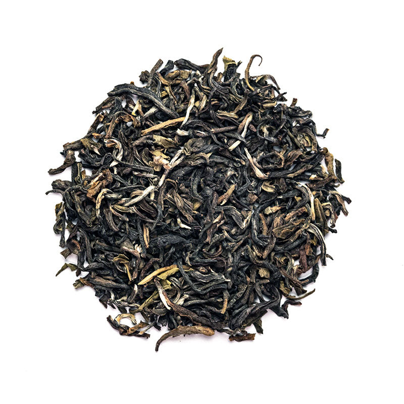 Guranse Estate Green Tea - Premium Loose Leaf Green Tea (4 oz) - High Caffeine - Light & Sweet