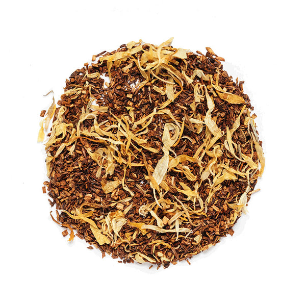Pumpkin Spice Herbal Tea - Premium Loose Leaf Herbal Tea (4 oz) - Caffeine Free - Sweet and Spicy - 60 Cups