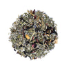 Lavender Raspberry Herbal Tea - Premium Loose Leaf Herbal Tea (4 oz) - Caffeine Free - Sweet and Fresh - 60 Cups