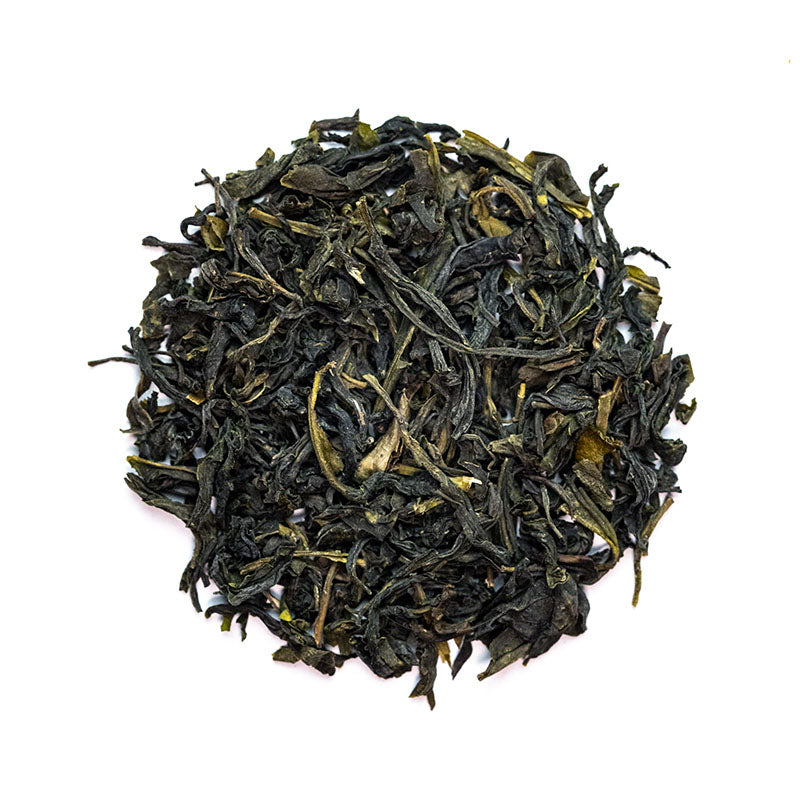Mao Feng Tea - Premium Loose Leaf Green Tea (4 oz) - High Caffeine - Sweet & Full