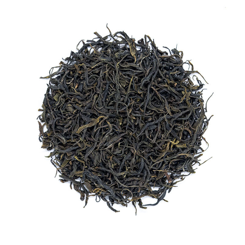 Simple Loose Leaf - Mao Jian - Premium Loose Leaf Green Tea (4 oz) - High Caffeine - Bold and Rich - USA Hand Packaged - 60 Cups