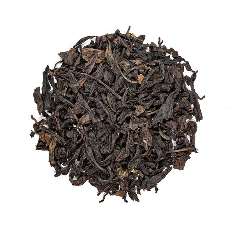 Red Robe Oolong Tea - Premium Loose Leaf Oolong Tea (4 oz) - High Caffeine - Bold & Sweet
