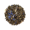 Simple Blueberry Green Tea - Premium Loose Leaf Green Tea (4 oz) - High Caffeine - Bold & Earthy