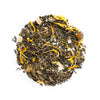 Simple Peach Green Tea - Premium Loose Leaf Green Tea (4 oz) - High Caffeine - Fresh & Bright