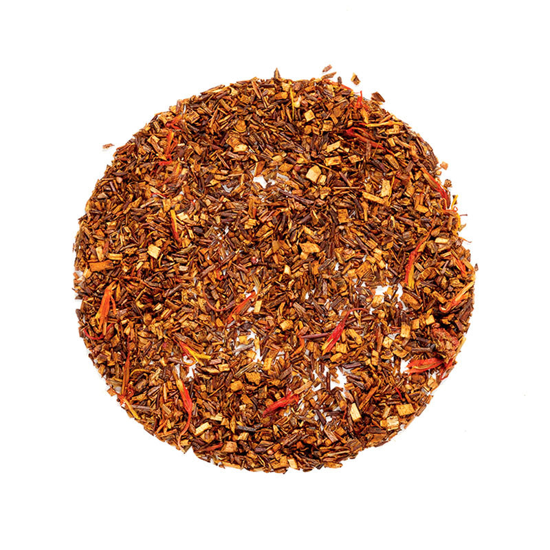 Simple Strawberry Herbal Tea - Premium Loose Leaf Herbal Tea (4 oz) - Caffeine Free - Light and Airy Tart - 60 Cups