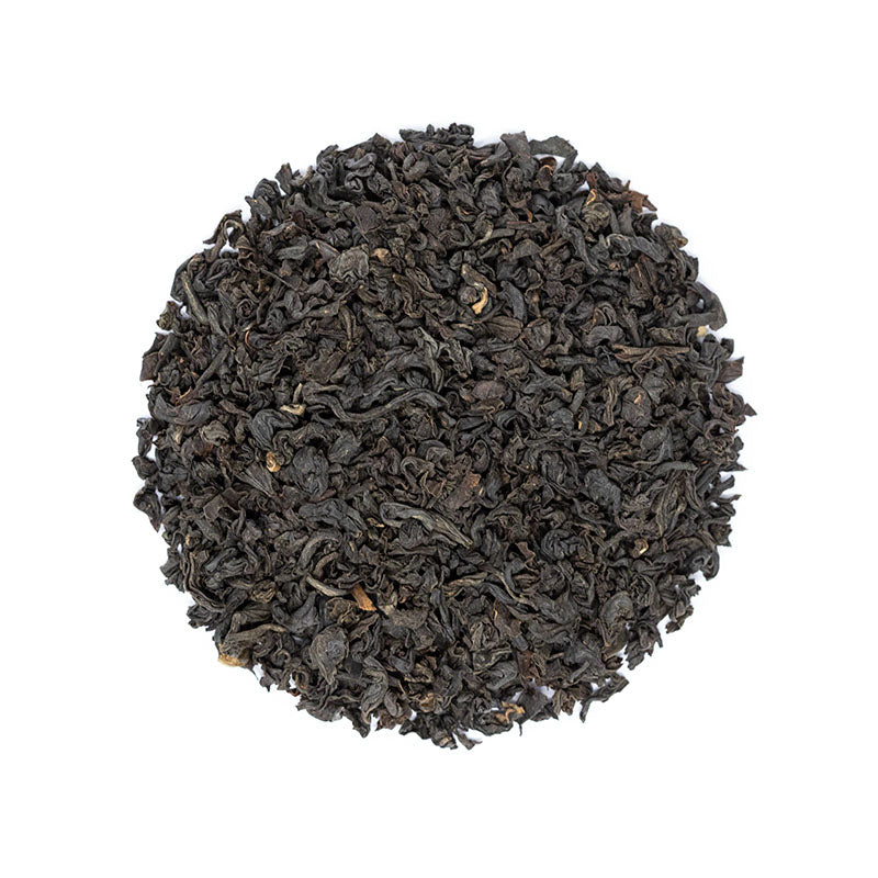 Super Pekoe - Premium Loose Leaf Black Tea (4 oz) - High Caffeine - Subtle and Complex - USA Hand Packaged - 60 Cups