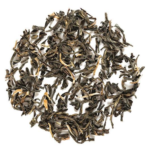 Yunnan TGFOP Tea - Premium Loose Leaf Black Tea (4 oz) - High Caffeine - Sweet and Golden - 60 Cups