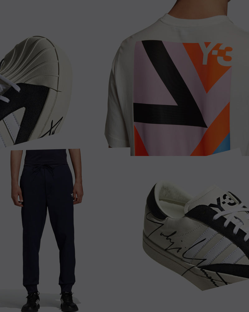 NEW adidas Y-3 COLLECTION